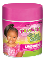 African Pride Dream Kids - Smooth Edges Anti-Frizzy Conditioning Gel