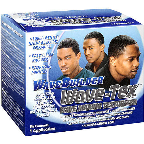 WaveBuilder Wave-Tex Wave Making Texturizer