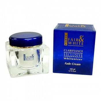 Fair and White Clarifiance Exclusive Whitenizer Fade Cream