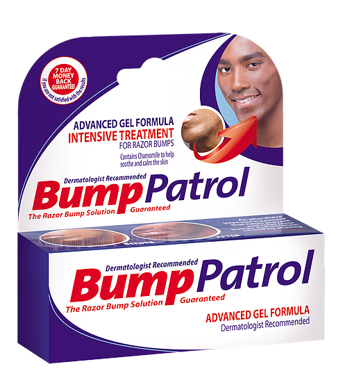 Bump Patrol Aftershave Advanced Gel Formula