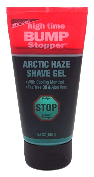 High Time Bump Stopper Shaving Gel