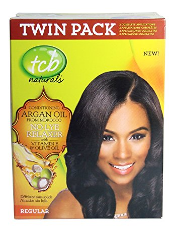 TCB Naturals Conditioning No-Lye Relaxer - Regular