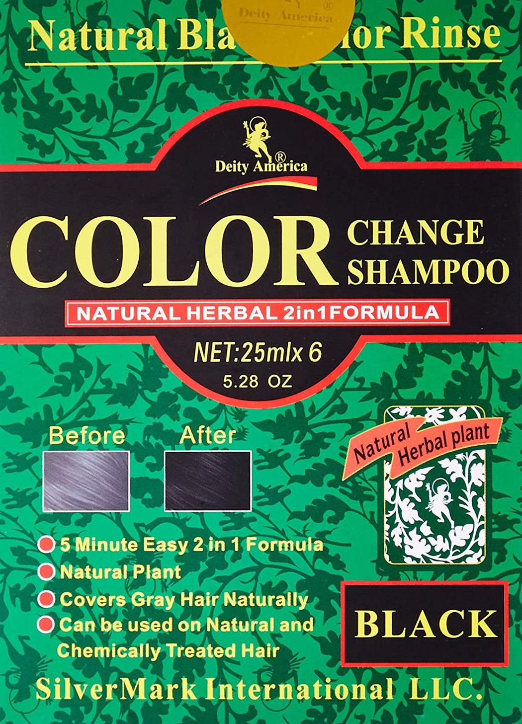 Deity America Colour Change Shampoo