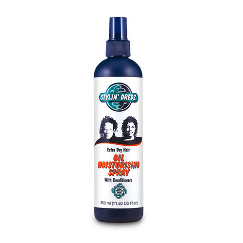 Stylin' Dredz Extra Dry Hair Oil Moisturising Spray