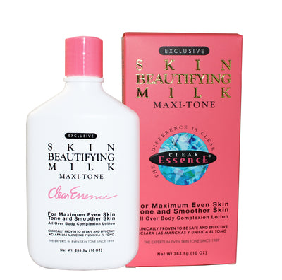 Clear Essence Skin Beautifying Milk Maxi Tone Complexion Lotion