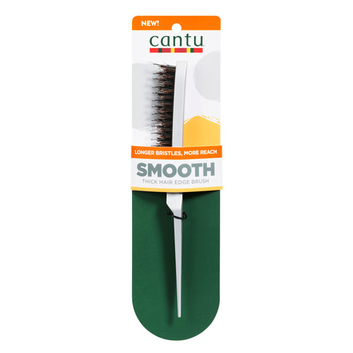 Cantu Longer Bristle Edge Brush - Thick Hair