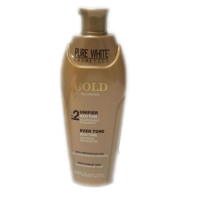 Pure White Gold Glowing Maxi Tone Lotion