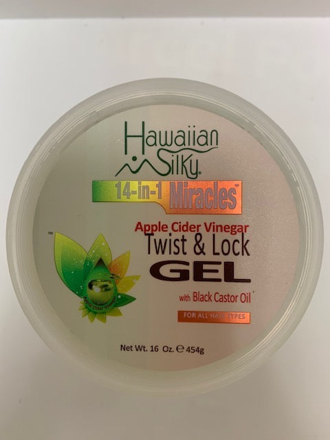 Hawaiian Silky 14-in-1 Miracles Twist & Lock Gel