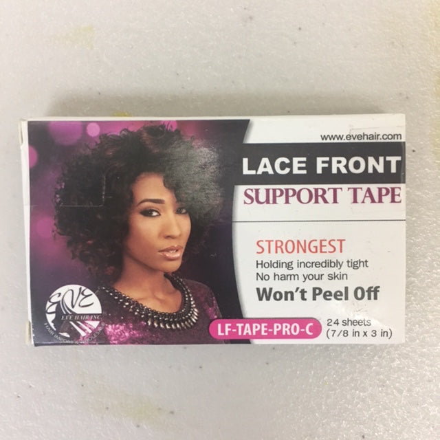 Eve Hair Lace Front Support Tape - Pieces