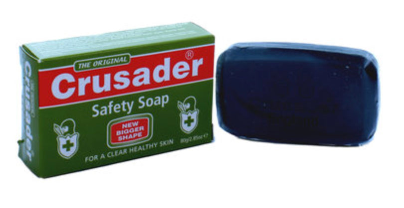 The Original Crusader Safety Soap