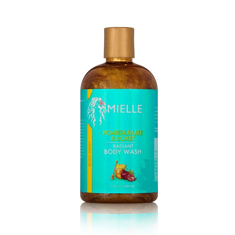 Mielle Pomegranate & Honey Radiant Body Wash