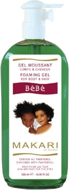 Makari Bebe Foaming Gel for Body & Hair