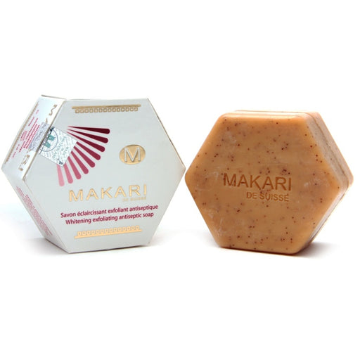 Makari Whitening Exfoliating Antiseptic Soap