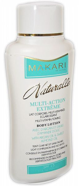 Makari Naturalle Multi-Action Extreme Body Lotion