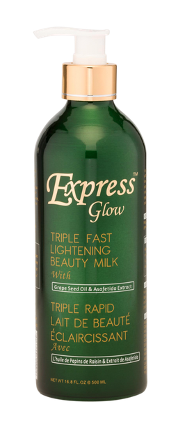 Express Glow Triple Fast Lightening Beauty Milk