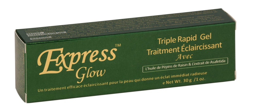 Express Glow Triple Rapid Gel