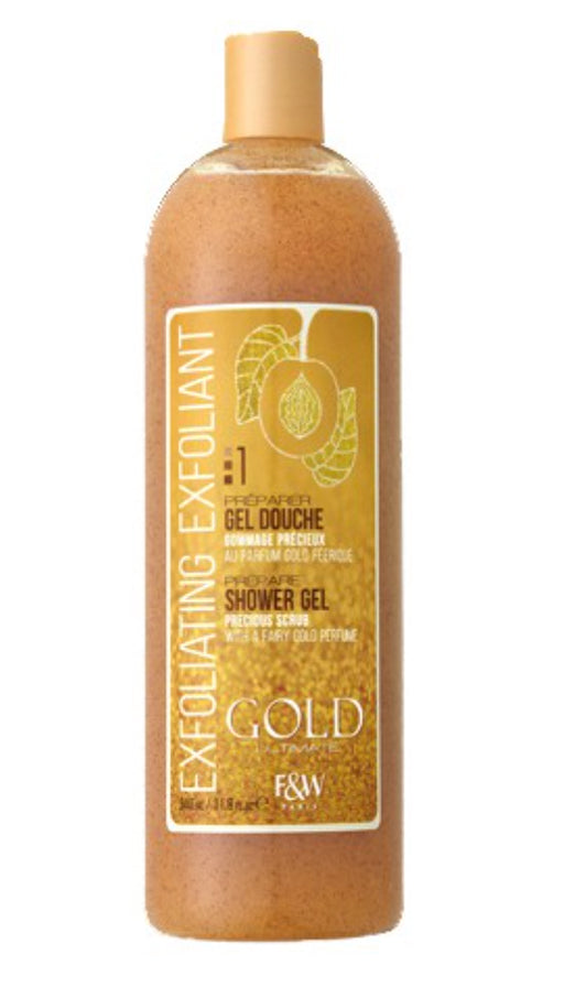 Fair & White Gold Exfoliating Shower Precious Scrub