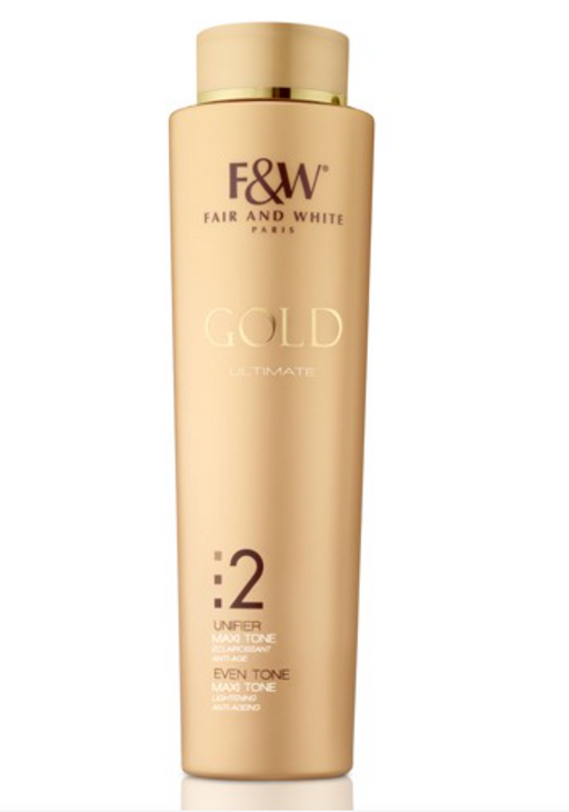 Fair & White Gold Maxitone Lotion