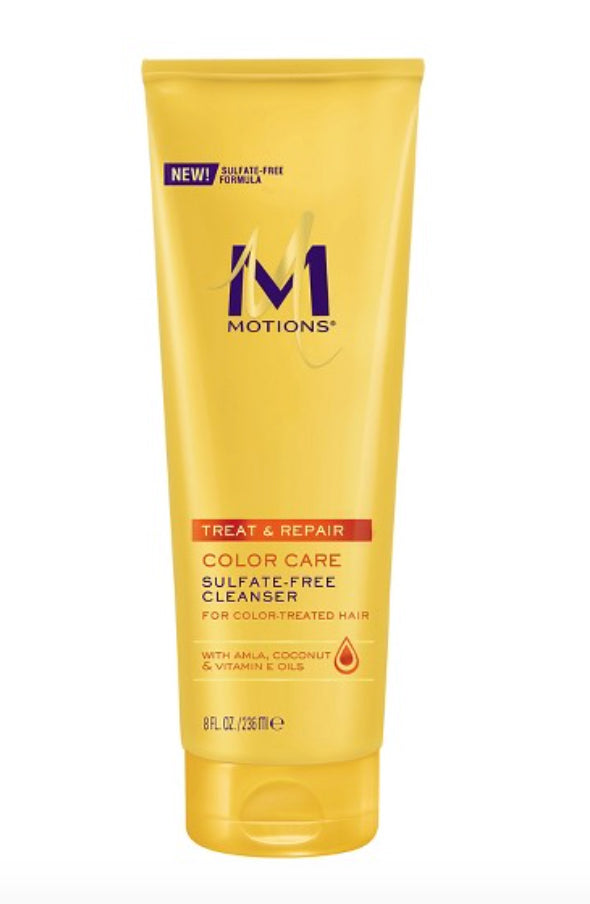Motions Treat and Repair Color Care Sulfate-Free Cleanser