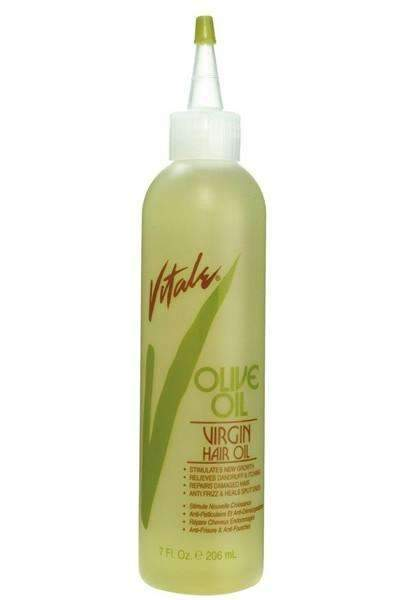 Vitale Olive Oil Virgin Hair Oil