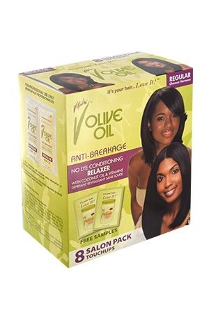 Vitale Olive Oil Anti-Breakage No Lye Conditioning Relaxer