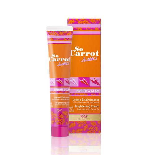 Fair & White So Carrot Brightening Cream