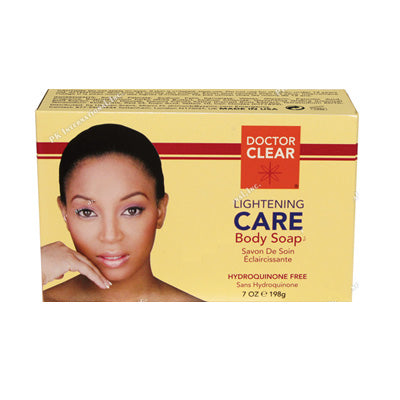 Doctor Clear Body Soap