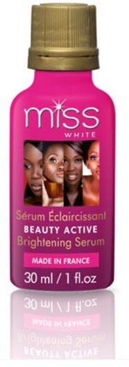 Fair and White Miss White Beauty Active Brightening Serum