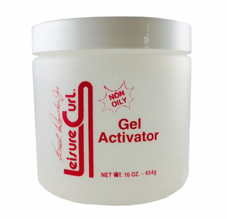 Leisure Curl Gel Activator