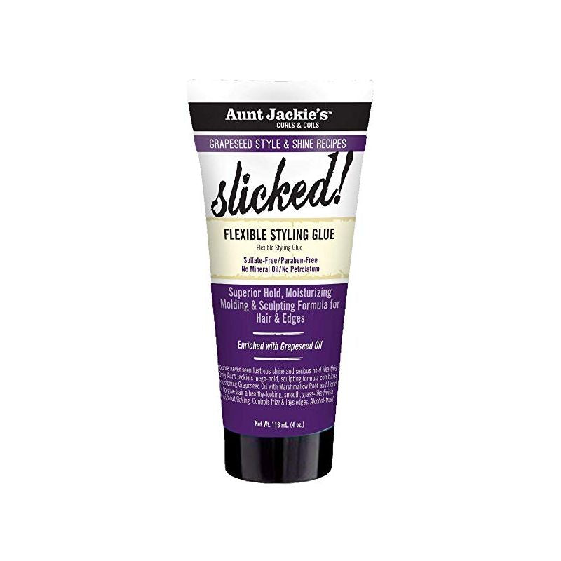 Aunt Jackie's Slicked Flexible Styling Glue