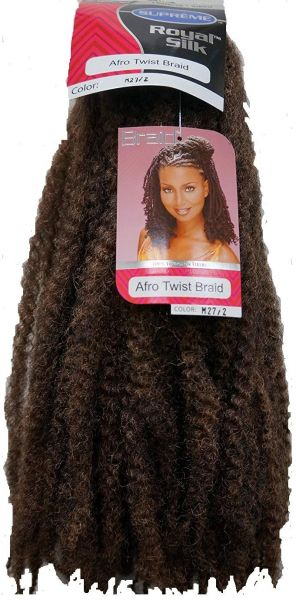 Afro Twist Braid