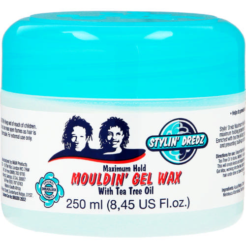 Stylin' Dredz Mouldin' Gel Wax