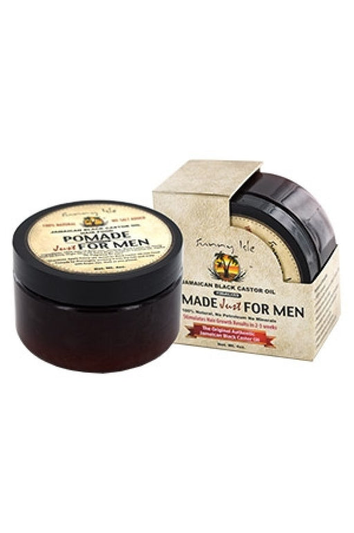 Sunny Isle Jamaican Black Castor OIl Pomade Just for Men