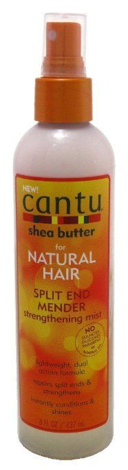 Cantu Split End Mender Strengthening Mist