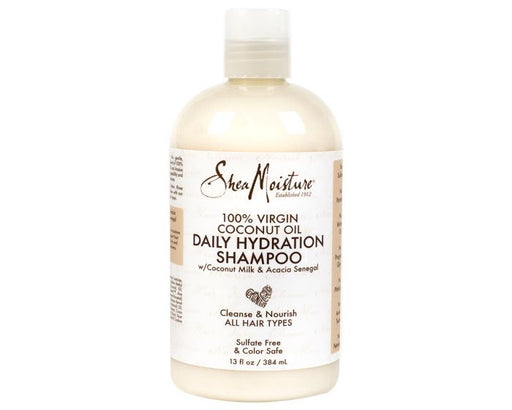 Shea Moisture - 100% Coconut Oil Daily Hydration Shampoo