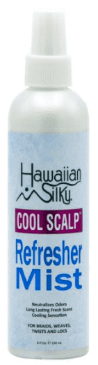 Hawaiian Silky Cool Scalp Refresher Mist