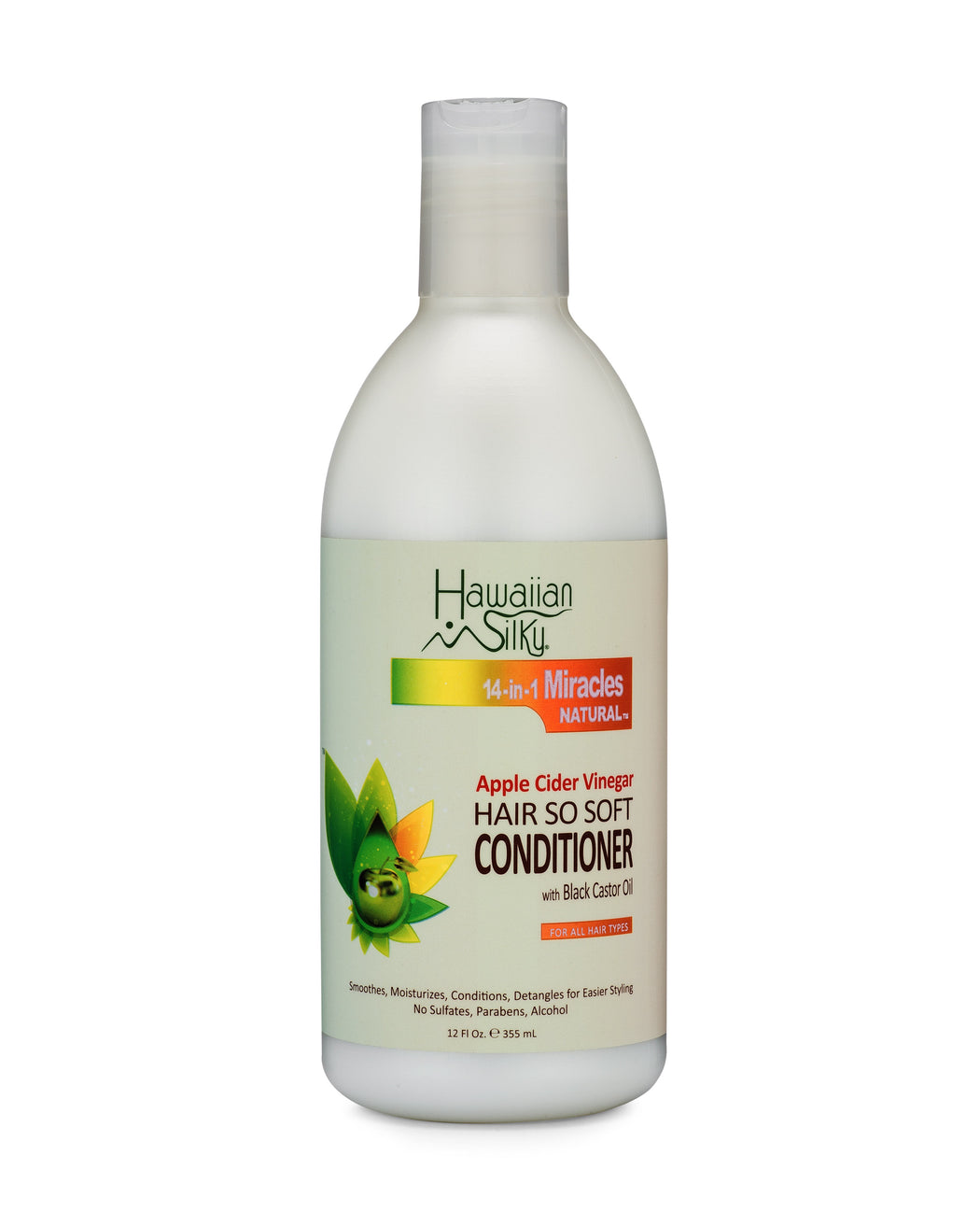 Hawaiian Silky 14-in-1 Miracles Natural Hair So Soft Conditioner