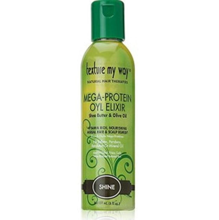 Texture My Way Mega-Protein Oyl Elixir Herbal Hair & Scalp Remedy