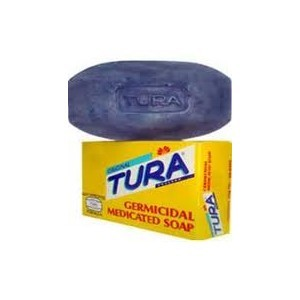 Original Tura Germicidal Medicated Soap