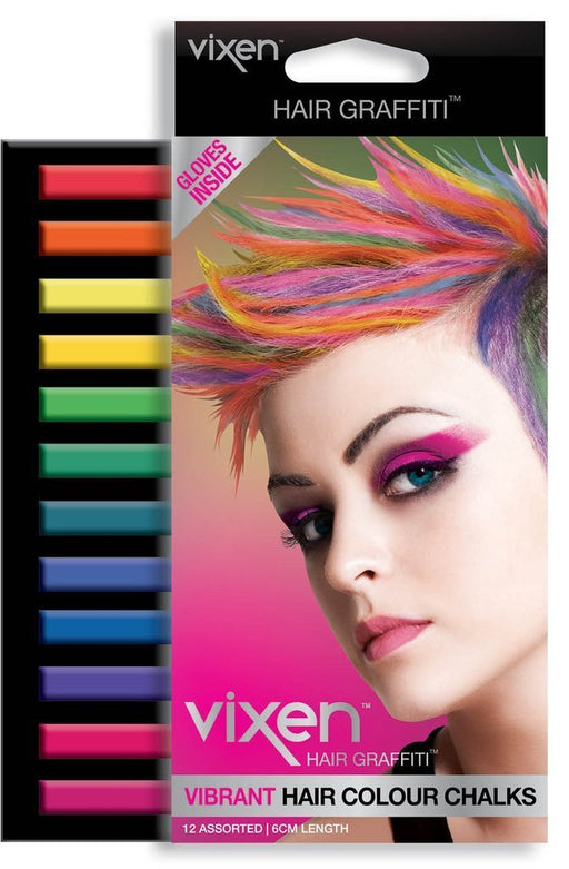 Vixen Hair Graffiti Hair Colour Chalks