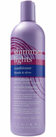 Clairol Shimmer Light Blonde & Silver Conditioner