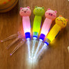 Child Ears Cleaning Ear Spoon Light Baby Care with Light