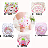 5Pcs Baby Cotton Reusable Baby Diapers Waterproof