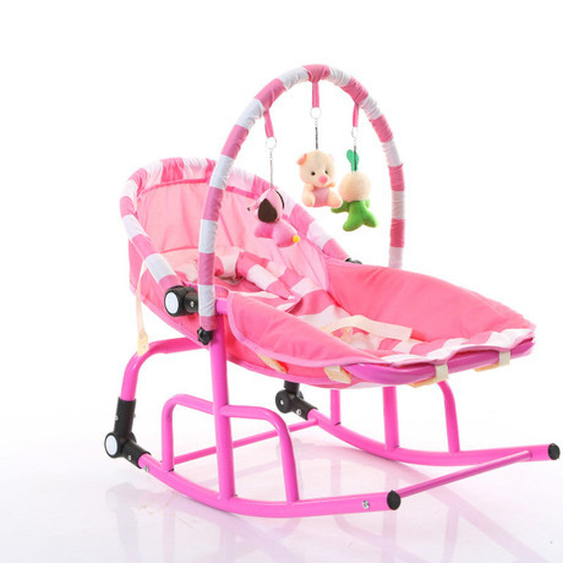 Rocking Chair For Baby (Deformable Portable Adjustable Folding)