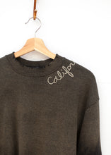 California Sweatshirt - Black