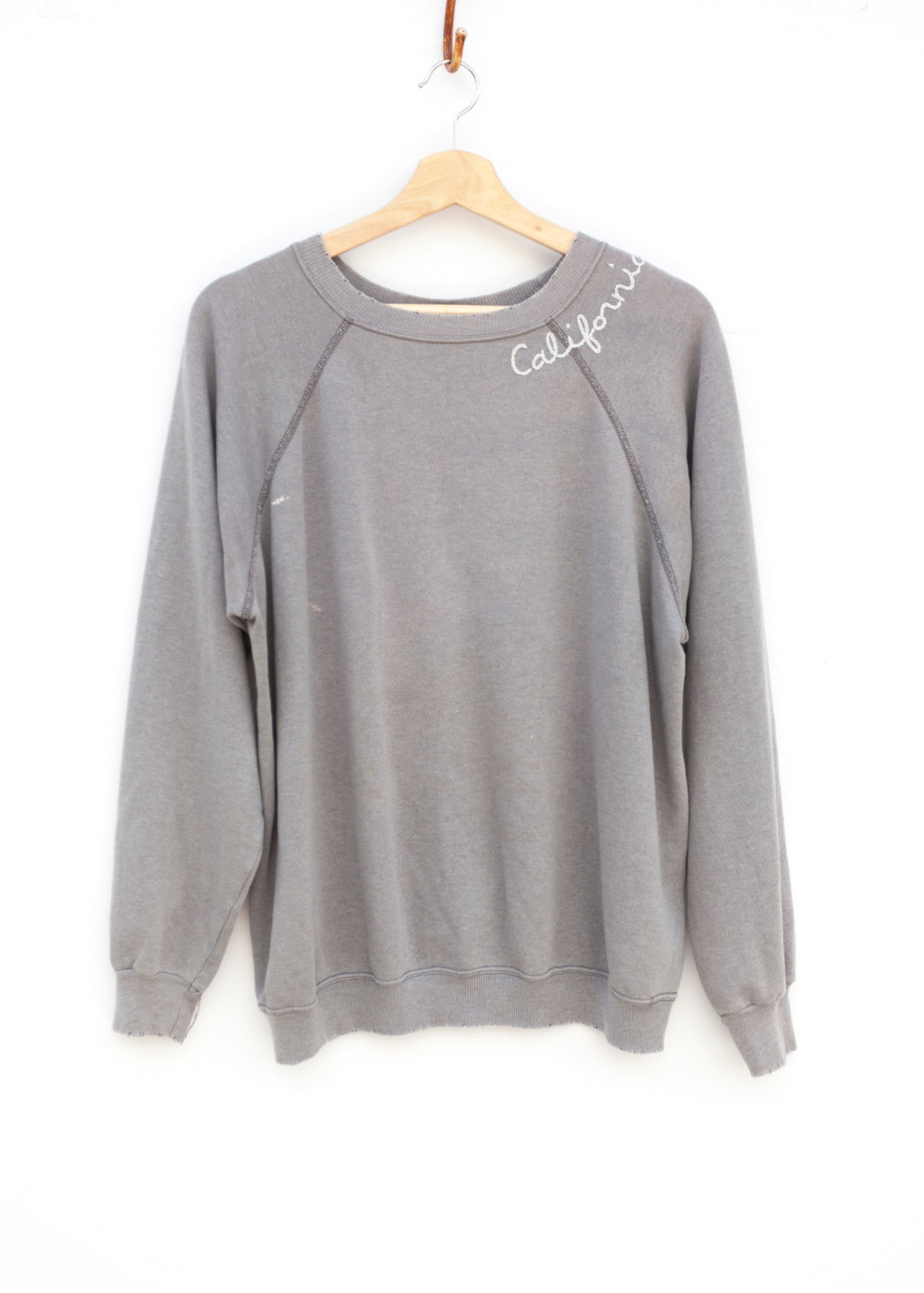 California Sweatshirt - Slate