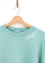California Sweatshirt - Ocean Fog