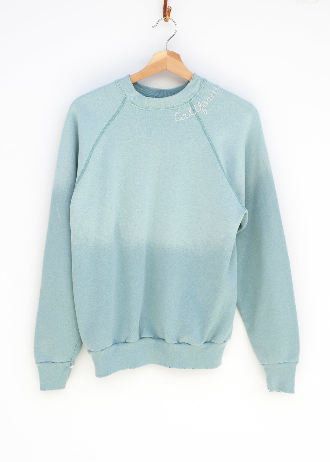 California Sweatshirt - Powder Blue