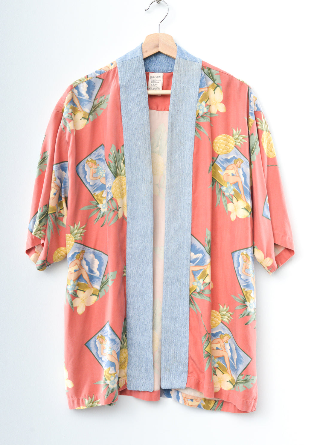 Wish You Were Here Kimono