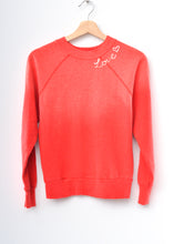Love ❤️ Sweatshirt- Cherry Red
